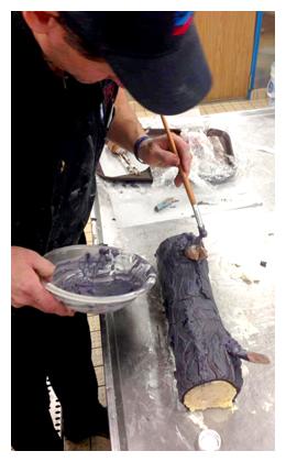 painting-log